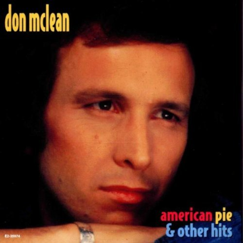 a piece of the pie as described in don mclean allegory of american pie Don mclean's manuscript for american pie went up for auction at christie's on tuesday and sold for.