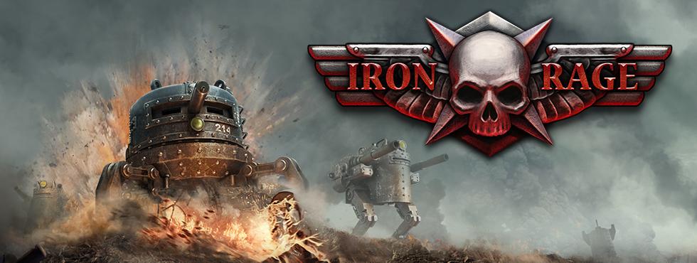 Игра Iron Rage: Возрождение Империи