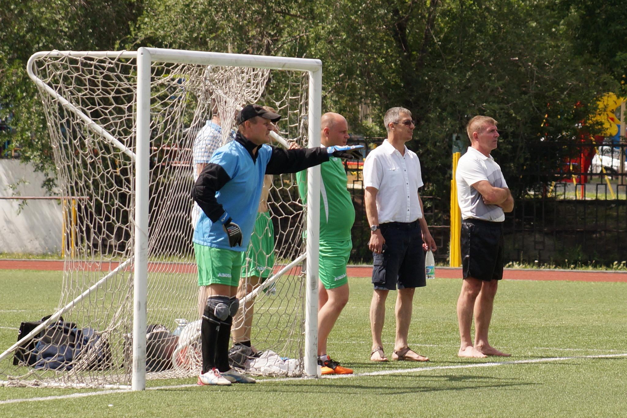 Начало футбольной карьере «ТЭСиС» положено!