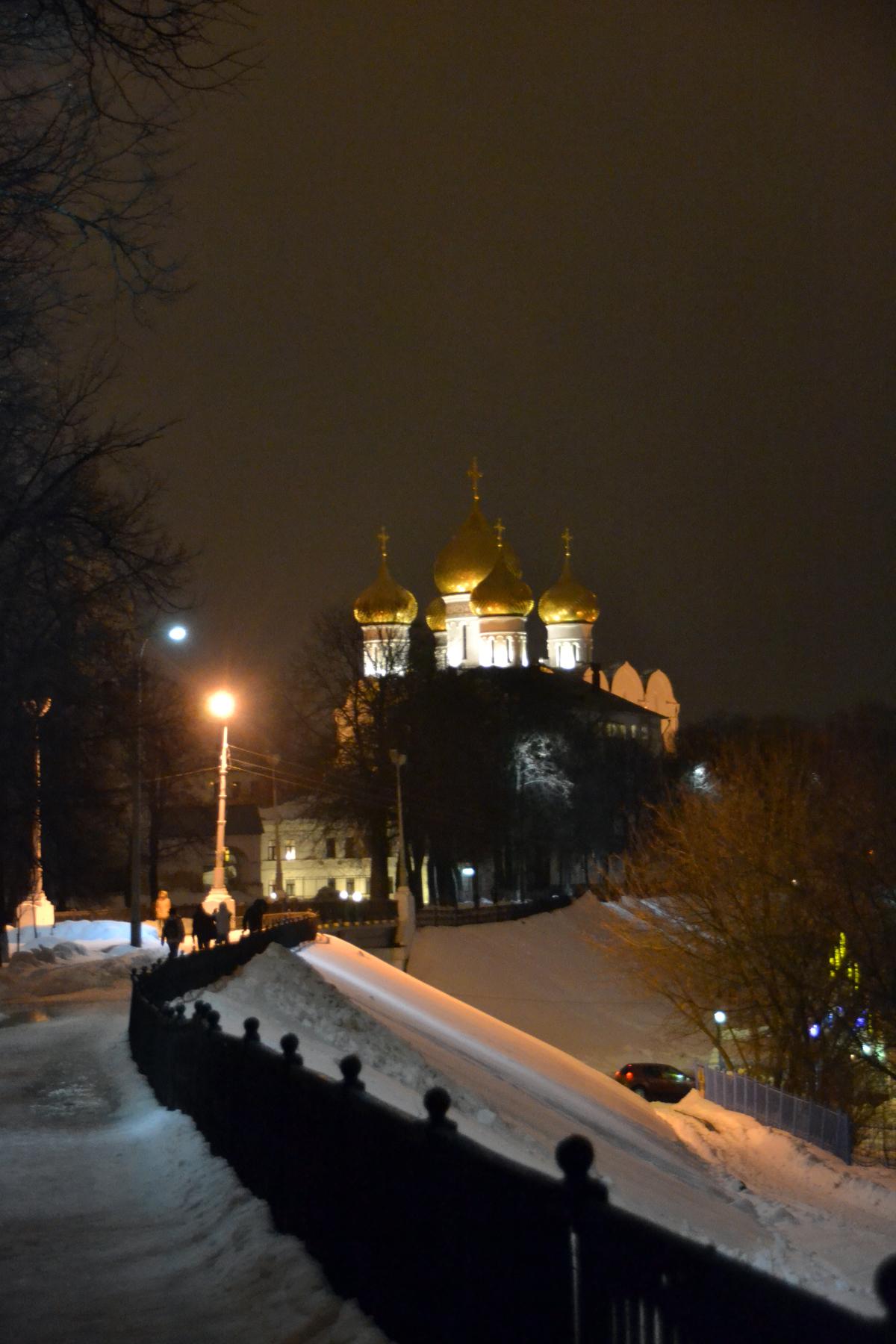 1. Церковь Архангела Михаила.