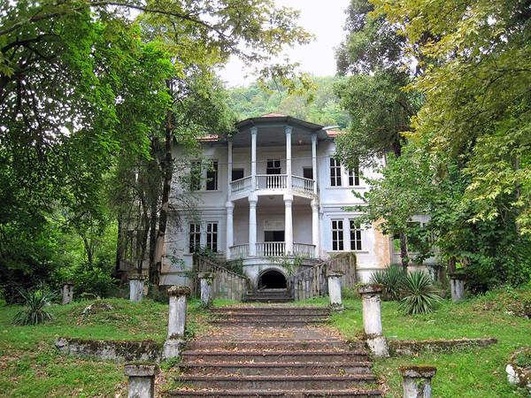 Абхазия гудаута старинные фото