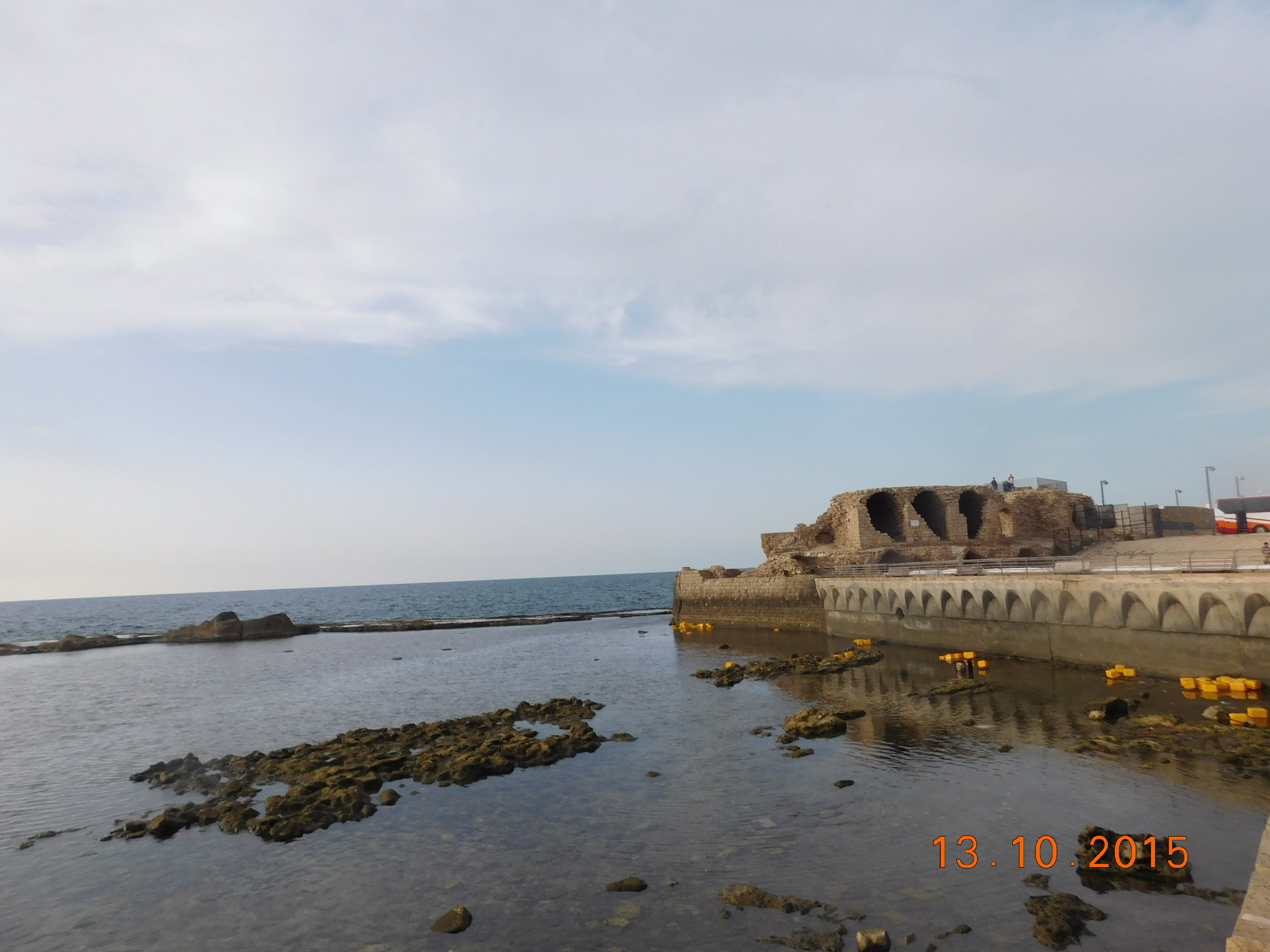 Продолжаем древний город в современности Акко